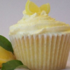 ZINGY LEMON CUPCAKES FOR EASTER DAY!
