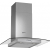 Neff D86GR22N0B 60cm Curved Glass Extractor