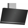 Neff D96IKW1S0B 90cm Black Glass Angled Extractor