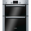 Bosch HBN43B250B Built Under Multifunction Electric Double Oven