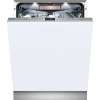 Neff S515T80D0G Fully Integrated Dishwasher, DoorOpen Assist