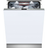 Neff S517T80D1G Fully Integrated Dishwasher, DoorOpen Assist