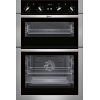 Neff U14M42N5GB Built In Double Electric Oven