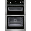 Neff U15E52N5GB Built In Double Electric Oven