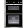 Neff U16E74N5GB Built In Double Electric Oven