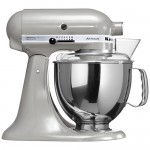 KitchenAid Artisan Metallic Chrome Food Mixer
