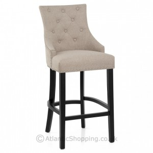 Ascot  Bar Stool Tweed Fabric blog image