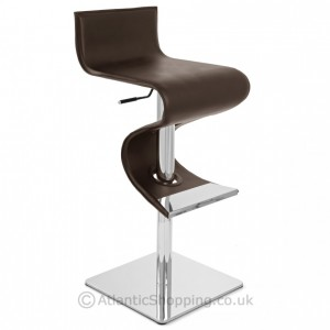Trend Bar Stool brown blog image