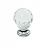 Queen Glass Knob