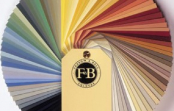 Farrow & Ball Key Colour Trends