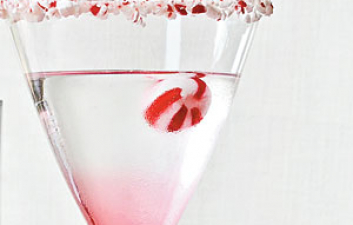 Candy Cane Martini Recipe For New Years Eve
