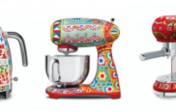 New Dolce & Gabbana Kitchen Appliances