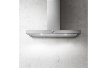 Elica Alpha 90cm Stainless Steel Box Style Extractor
