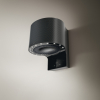 Elica Cyclone Black Wall Mounted Extractor