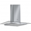 Bosch DIA098E50B Island Chimney Hood with Glass Canopy