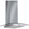 Bosch DWA067E51B 60cm Curved Glass Extractor