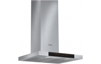 Bosch DWB068J50B 60cm Wide Slimline Box Style Chimney Extractor