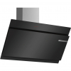 Bosch DWK97JQ60B 90cm Black Glass Angled Extractor