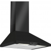Bosch DWW06W460B 60cm Black Chimney Extractor