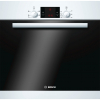 Bosch HBA13B120B Built in Single Electric Oven, White