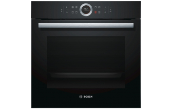 Bosch HBG634BB1B Built In Single Electric Oven, Black