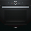 Bosch HBG674BB1B Built In Pyrolytic Single Electric Oven, Black