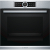 Bosch HBG674BS1B Built In Pyrolytic Single Electric Oven