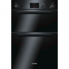 Bosch HBM13B261B Built in Double Electric Oven, Black