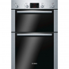 Bosch HBM43B250B Built in Multifuncton Double Electric Oven