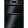 Bosch HBM43B260B Built in Double Multifunction Electric Oven, Black
