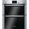 Bosch HBN13B251B Built Under Double Electric Oven