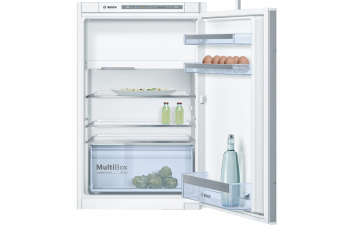 Bosch KIL22VS30G Integrated 3/4 Fridge with Ice Box