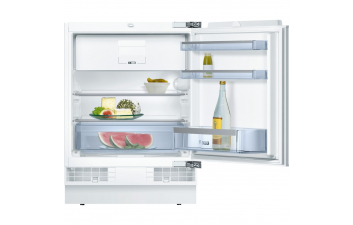 Bosch KUL15A60GB Integrated Built Under Fridge with Ice Box