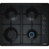 Bosch PBP6B6B60 4 Burner Gas Hob, Black