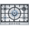 Bosch PCQ715B90E 5 Burner Gas Hob, Central Wok
