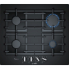 Bosch PPP6A6B90 4 Burner Gas Hob, Tempered Glass