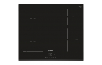 Bosch PWP631BF1B 4 Zone Induction Hob, CombiZone