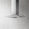 Elica Quartz Island HE 90cm Flat Glass Extractor