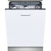 Neff S723M60X0G Fully Integrated Dishwasher, Extra Tall