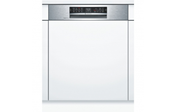 Bosch SMI68MS06G Semi Integrated Dishwasher, Home Connect WiFi connectivity