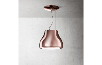 Elica Shining Copper Island Extractor