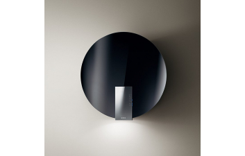 Elica Space Black Wall Mounted Extractor