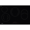 Neff T18FD36X0 4 Zone Ceramic Hob, Extra Wide & Touch Control