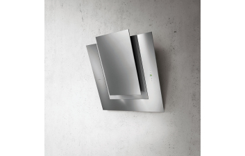 Elica Verdi 80cm Burshed Stainless Steel Angled Extractor