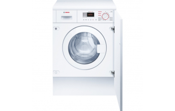 Bosch WKD28351GB Fully Integrated Washer Dryer, 7/4 kg Load Capacity