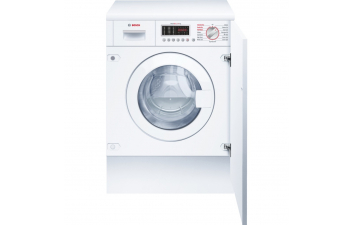 Bosch WKD28541GB Fully Integrated Washer Dryer, 7/4 kg Load Capacity