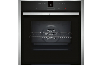 Neff B27CR22N1B Pyrolytic Single Electric Oven