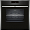 Neff B48FT78N1B Slide & Hide FullSteam Single Electric Oven