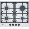 Neff T26DS49W0 4 Burner Gas Hob, White