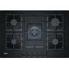 Neff T27CA59S0 5 Burner Gas on Glass Hob
